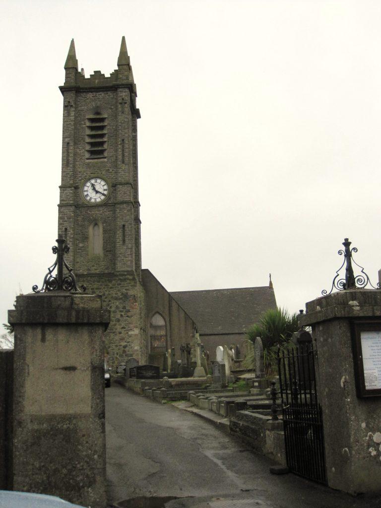 Funeral for Willie Roberts @ Donaghadee Parish Church | Northern Ireland | United Kingdom