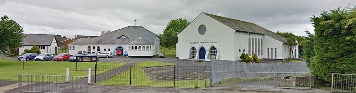 Church Service @ Ballycrochan Presbyterian Church   Northern Ireland   United Kingdom