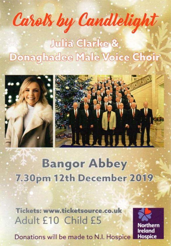 Concert with Julia Clarke @ Bangor Abbey | Northern Ireland | United Kingdom